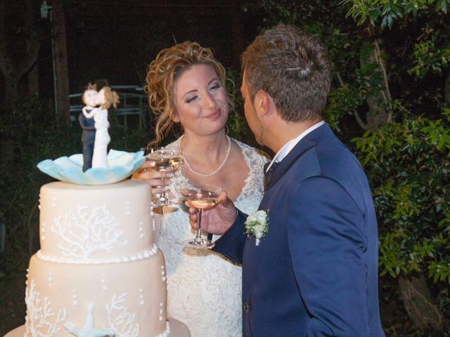 Il matrimonio di Claudio e Biagina a San Vincenzo, Livorno 83