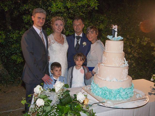 Il matrimonio di Claudio e Biagina a San Vincenzo, Livorno 85