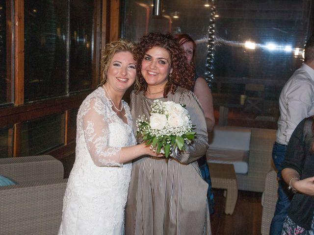 Il matrimonio di Claudio e Biagina a San Vincenzo, Livorno 94