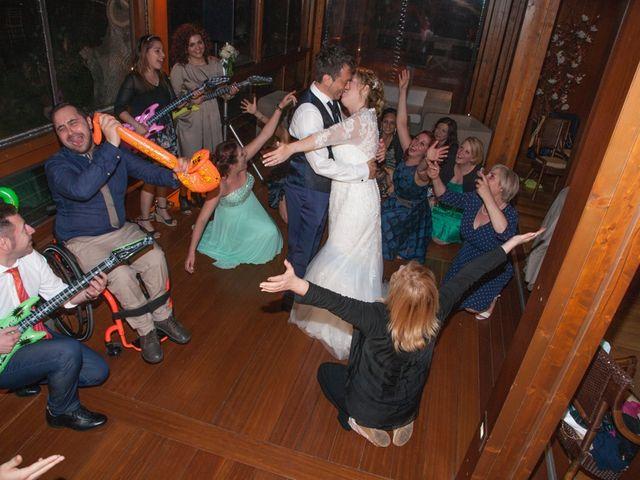 Il matrimonio di Claudio e Biagina a San Vincenzo, Livorno 117