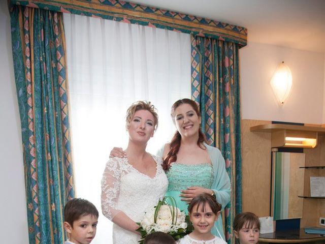 Il matrimonio di Claudio e Biagina a San Vincenzo, Livorno 161