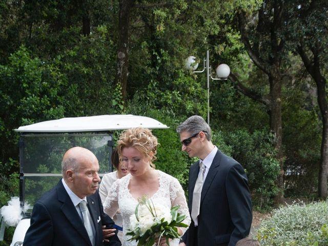 Il matrimonio di Claudio e Biagina a San Vincenzo, Livorno 175