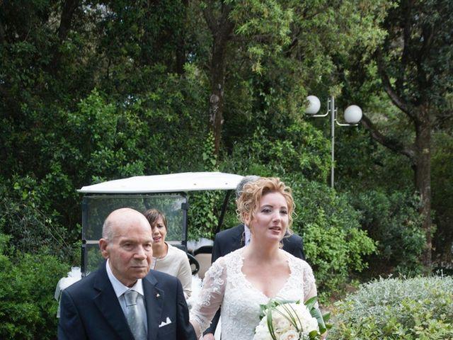 Il matrimonio di Claudio e Biagina a San Vincenzo, Livorno 176