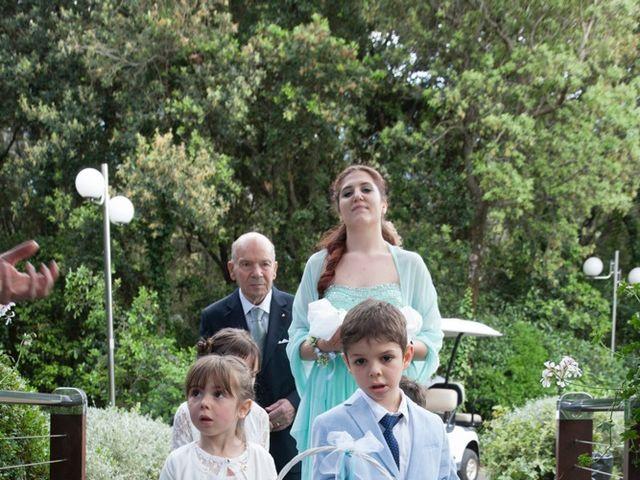 Il matrimonio di Claudio e Biagina a San Vincenzo, Livorno 178