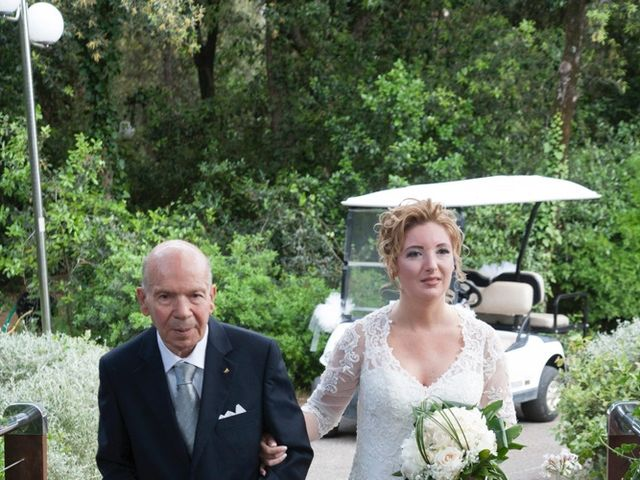 Il matrimonio di Claudio e Biagina a San Vincenzo, Livorno 182