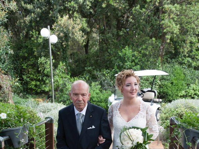 Il matrimonio di Claudio e Biagina a San Vincenzo, Livorno 183