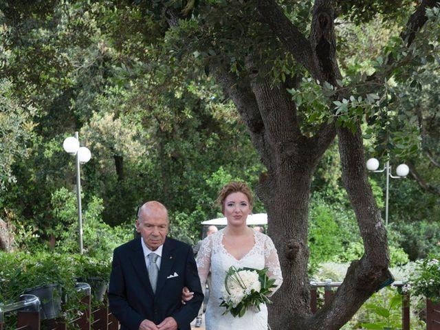 Il matrimonio di Claudio e Biagina a San Vincenzo, Livorno 184