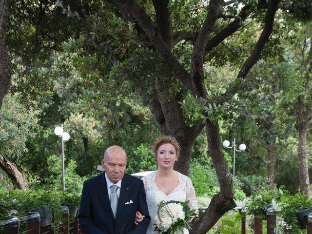 Il matrimonio di Claudio e Biagina a San Vincenzo, Livorno 185