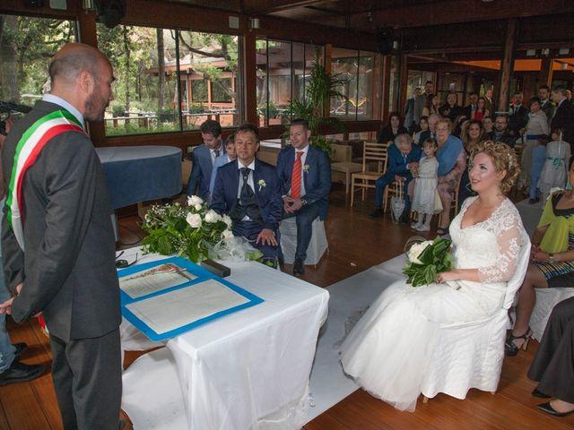 Il matrimonio di Claudio e Biagina a San Vincenzo, Livorno 193