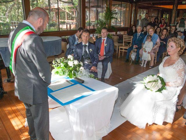 Il matrimonio di Claudio e Biagina a San Vincenzo, Livorno 197