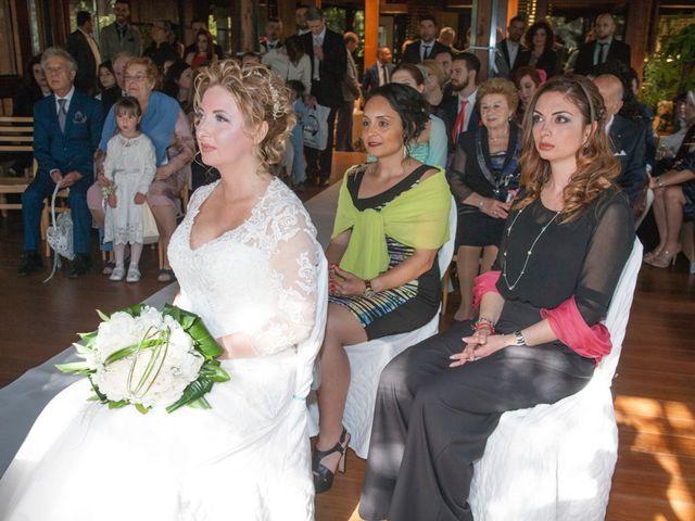 Il matrimonio di Claudio e Biagina a San Vincenzo, Livorno 198