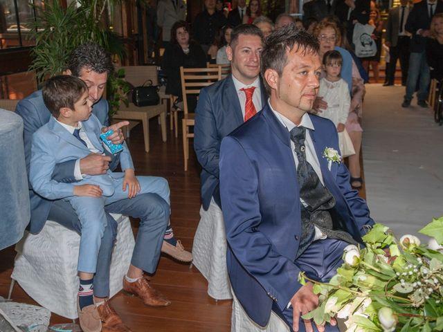 Il matrimonio di Claudio e Biagina a San Vincenzo, Livorno 199