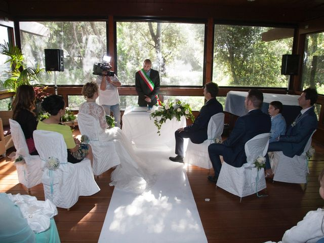 Il matrimonio di Claudio e Biagina a San Vincenzo, Livorno 203