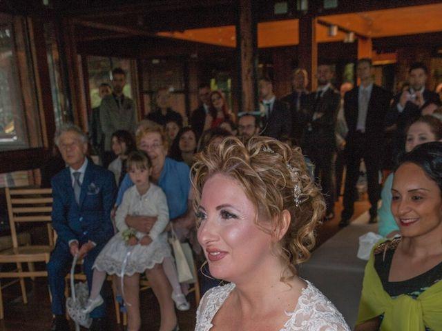 Il matrimonio di Claudio e Biagina a San Vincenzo, Livorno 205