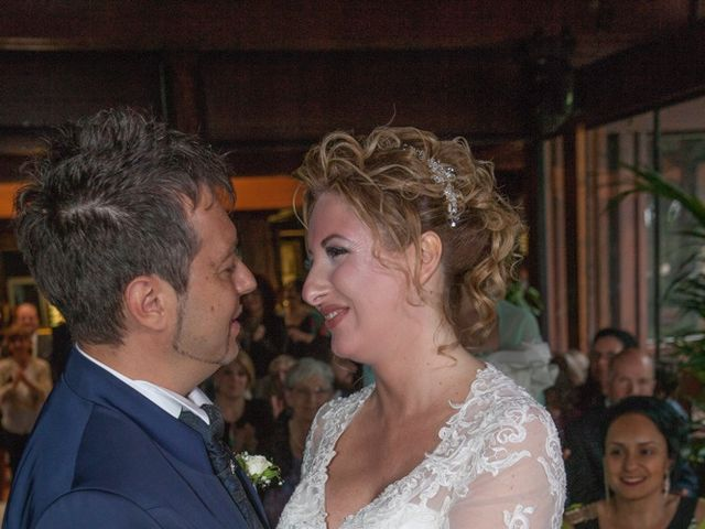 Il matrimonio di Claudio e Biagina a San Vincenzo, Livorno 209