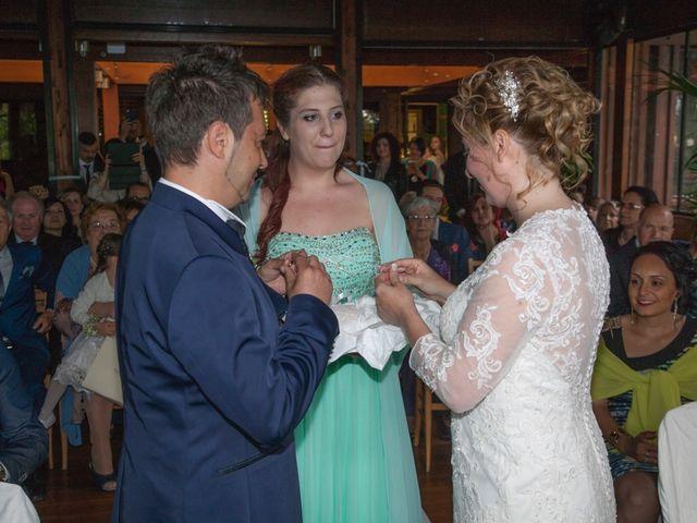 Il matrimonio di Claudio e Biagina a San Vincenzo, Livorno 211
