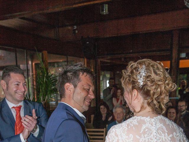 Il matrimonio di Claudio e Biagina a San Vincenzo, Livorno 226