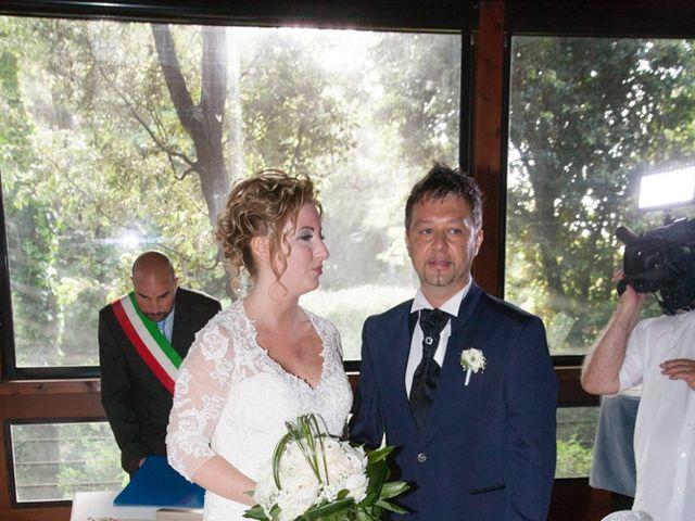 Il matrimonio di Claudio e Biagina a San Vincenzo, Livorno 227