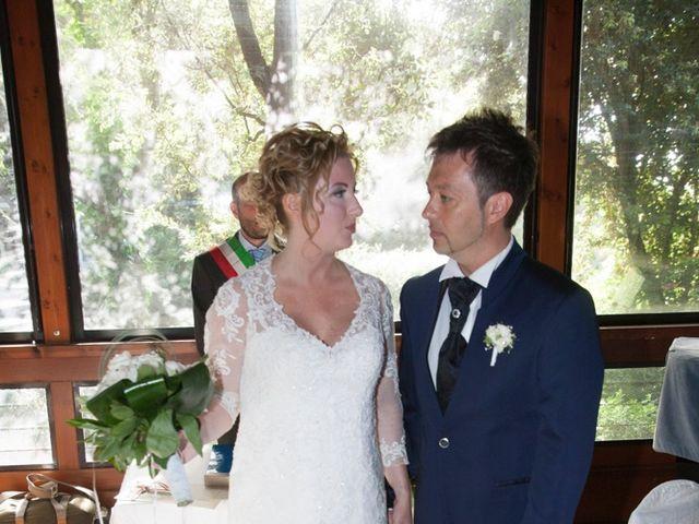 Il matrimonio di Claudio e Biagina a San Vincenzo, Livorno 228