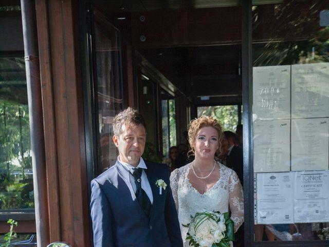 Il matrimonio di Claudio e Biagina a San Vincenzo, Livorno 232