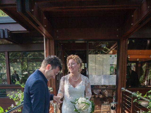 Il matrimonio di Claudio e Biagina a San Vincenzo, Livorno 237