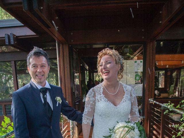 Il matrimonio di Claudio e Biagina a San Vincenzo, Livorno 240