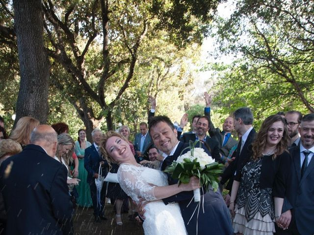 Il matrimonio di Claudio e Biagina a San Vincenzo, Livorno 242