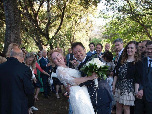 Il matrimonio di Claudio e Biagina a San Vincenzo, Livorno 243