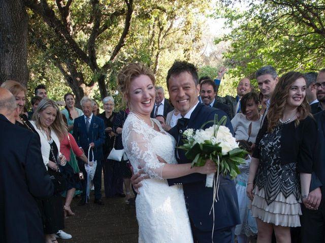 Il matrimonio di Claudio e Biagina a San Vincenzo, Livorno 244