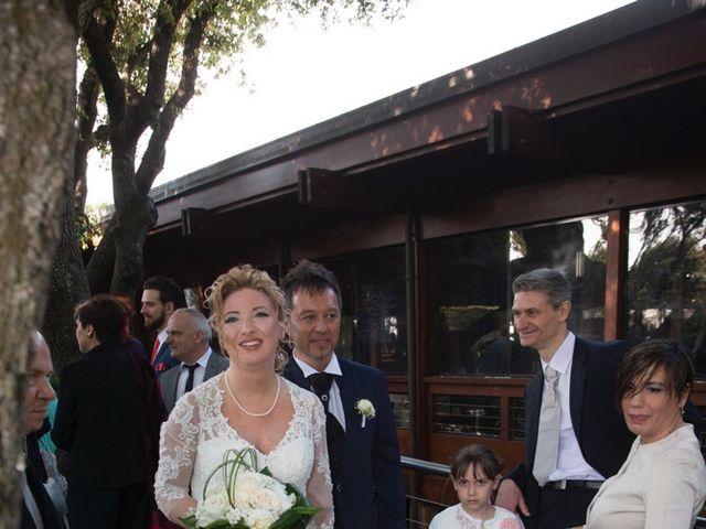 Il matrimonio di Claudio e Biagina a San Vincenzo, Livorno 245