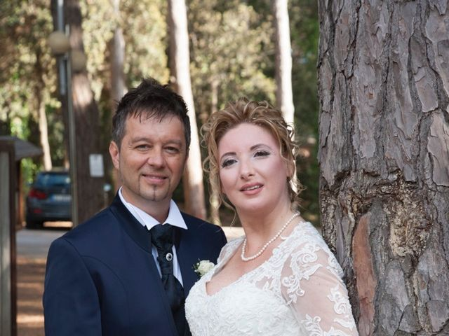 Il matrimonio di Claudio e Biagina a San Vincenzo, Livorno 253