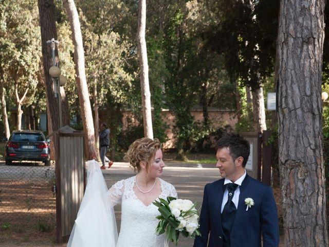 Il matrimonio di Claudio e Biagina a San Vincenzo, Livorno 256