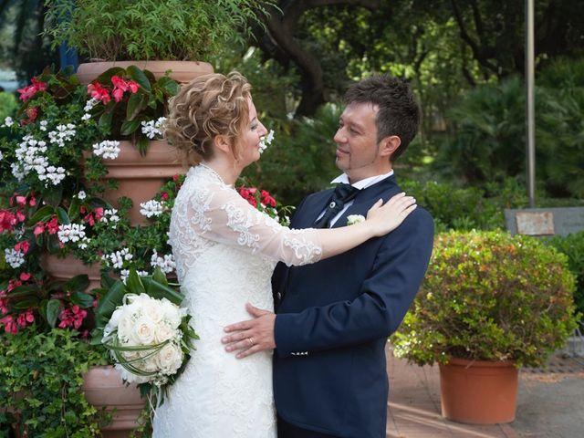 Il matrimonio di Claudio e Biagina a San Vincenzo, Livorno 260