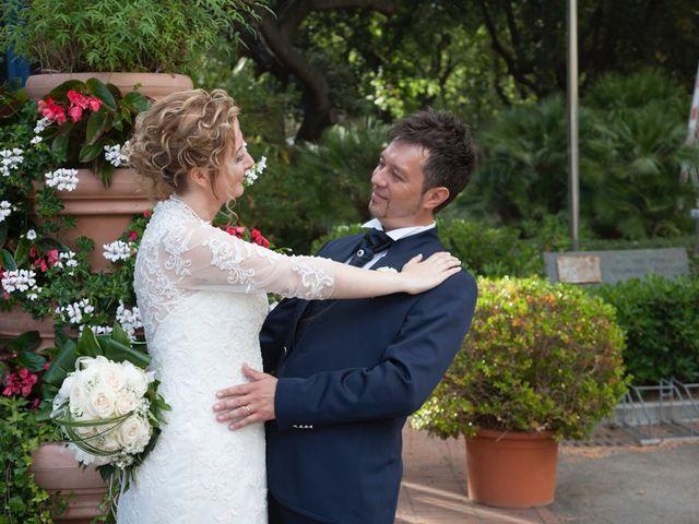Il matrimonio di Claudio e Biagina a San Vincenzo, Livorno 261