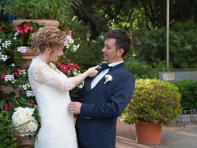 Il matrimonio di Claudio e Biagina a San Vincenzo, Livorno 262