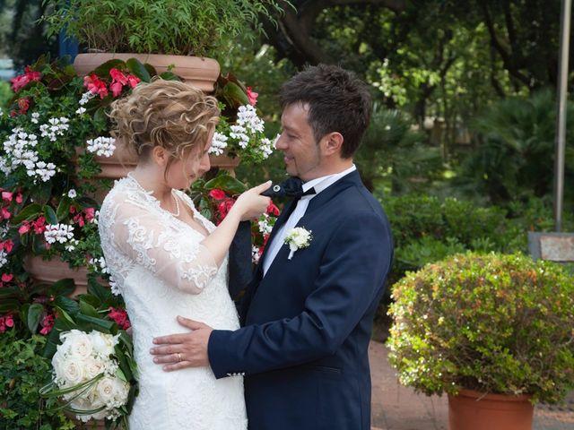 Il matrimonio di Claudio e Biagina a San Vincenzo, Livorno 263