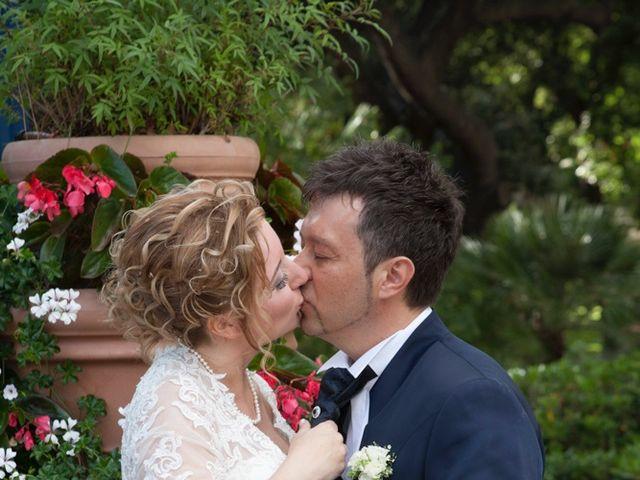 Il matrimonio di Claudio e Biagina a San Vincenzo, Livorno 266