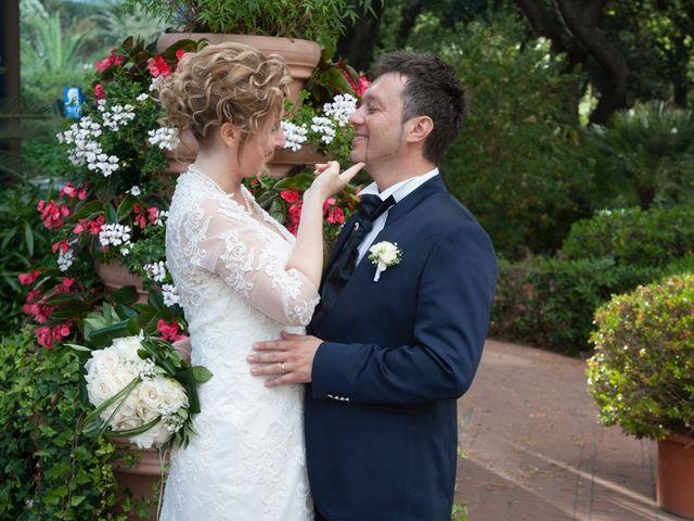 Il matrimonio di Claudio e Biagina a San Vincenzo, Livorno 271