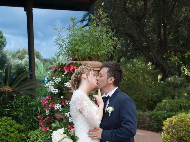 Il matrimonio di Claudio e Biagina a San Vincenzo, Livorno 273
