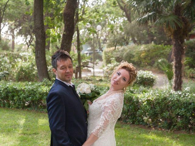 Il matrimonio di Claudio e Biagina a San Vincenzo, Livorno 277