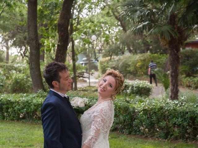 Il matrimonio di Claudio e Biagina a San Vincenzo, Livorno 278