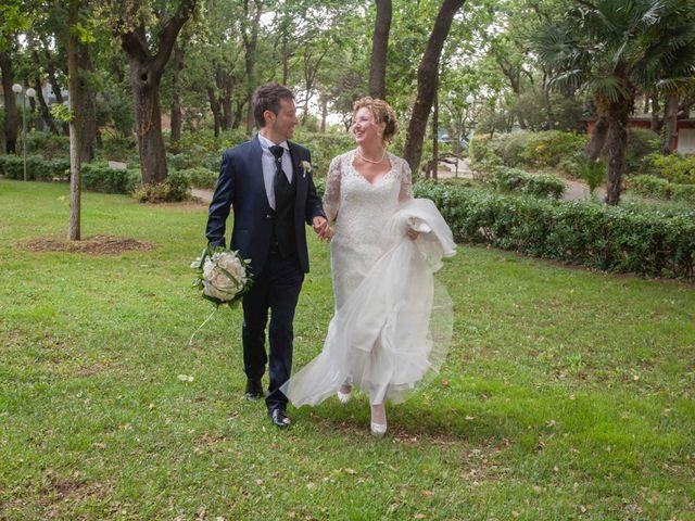 Il matrimonio di Claudio e Biagina a San Vincenzo, Livorno 280
