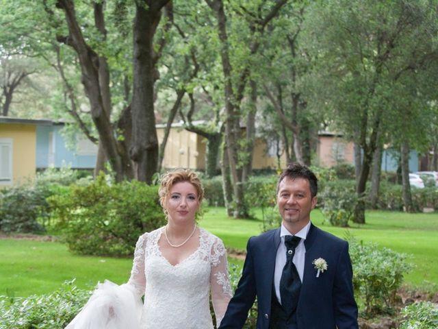Il matrimonio di Claudio e Biagina a San Vincenzo, Livorno 287