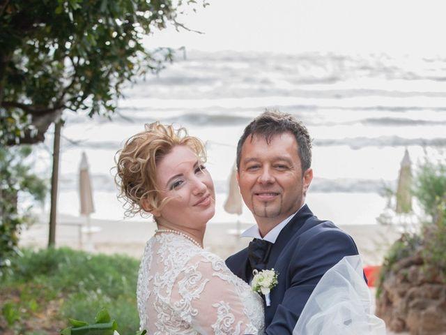 Il matrimonio di Claudio e Biagina a San Vincenzo, Livorno 292