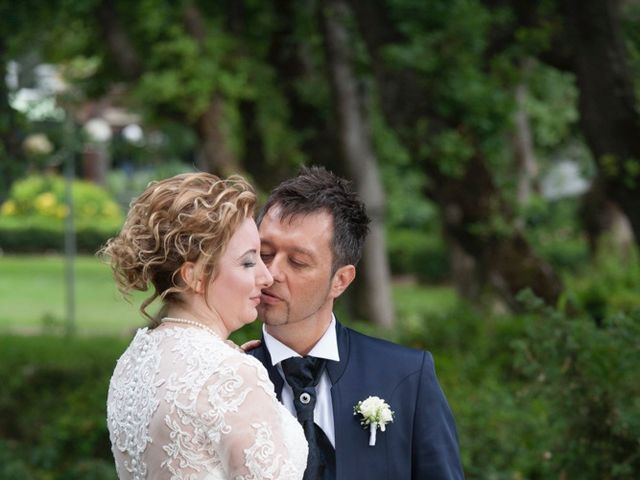 Il matrimonio di Claudio e Biagina a San Vincenzo, Livorno 296