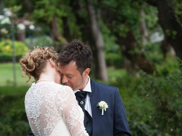 Il matrimonio di Claudio e Biagina a San Vincenzo, Livorno 297