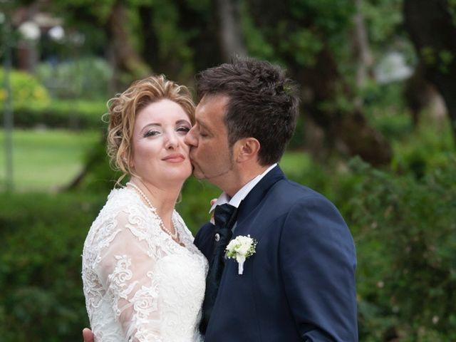 Il matrimonio di Claudio e Biagina a San Vincenzo, Livorno 298