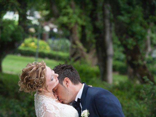 Il matrimonio di Claudio e Biagina a San Vincenzo, Livorno 300