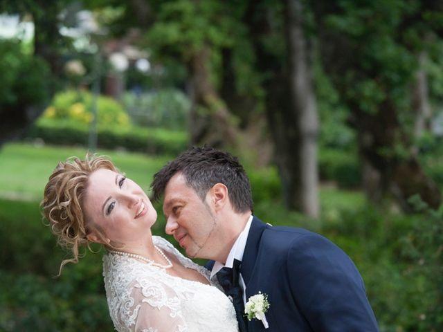 Il matrimonio di Claudio e Biagina a San Vincenzo, Livorno 301
