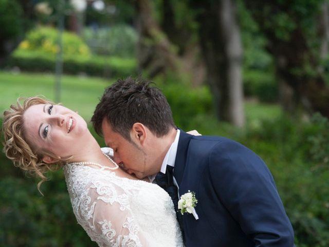 Il matrimonio di Claudio e Biagina a San Vincenzo, Livorno 302